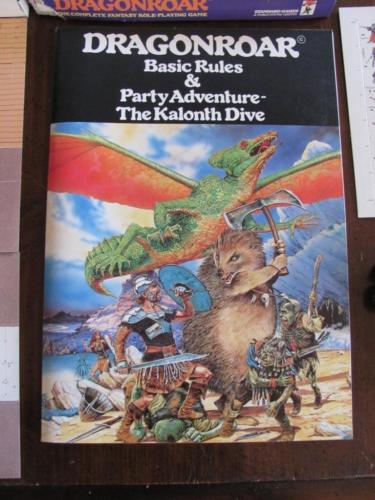 dragonroar cover